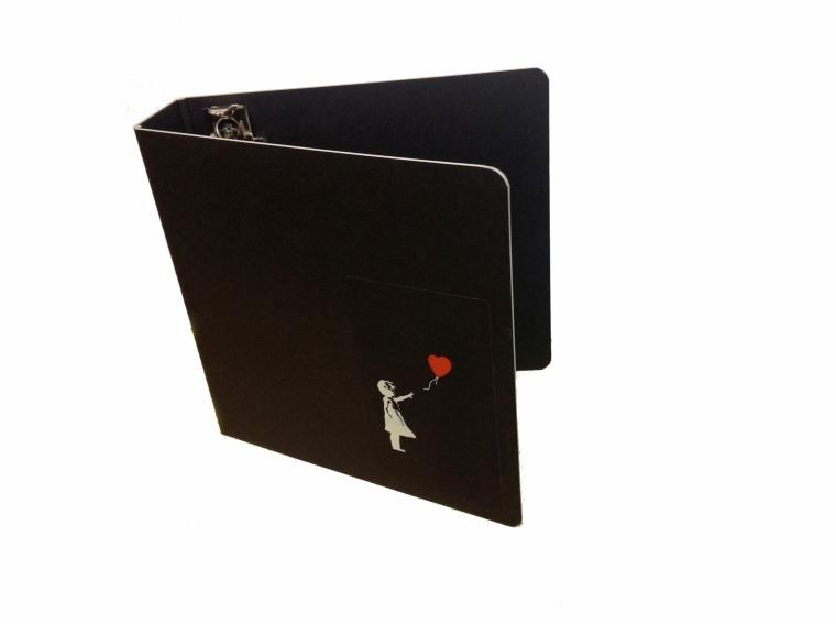 Custom Proposal binders