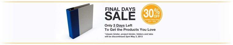 Final-Days-Sale---Project-Binder