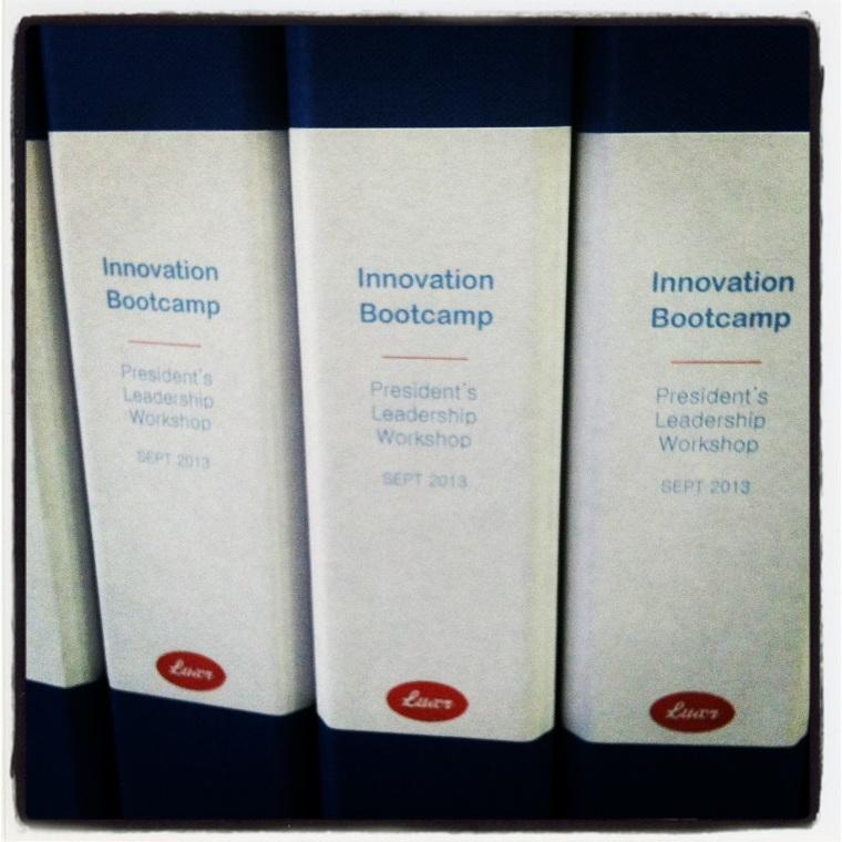 innovative bootcamp -luxr 3