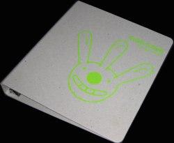 aiga-green-binder - Naked Binder