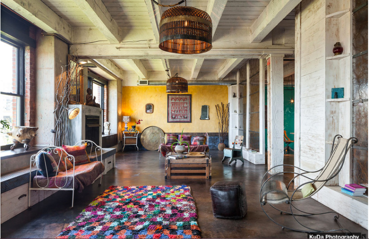 houzz blog - very excellent loft