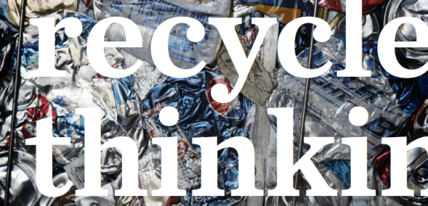 recycle your thinking