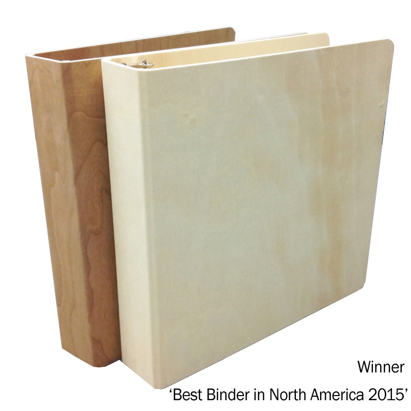 We Won Best 3 Ring Binder In North America Recycled